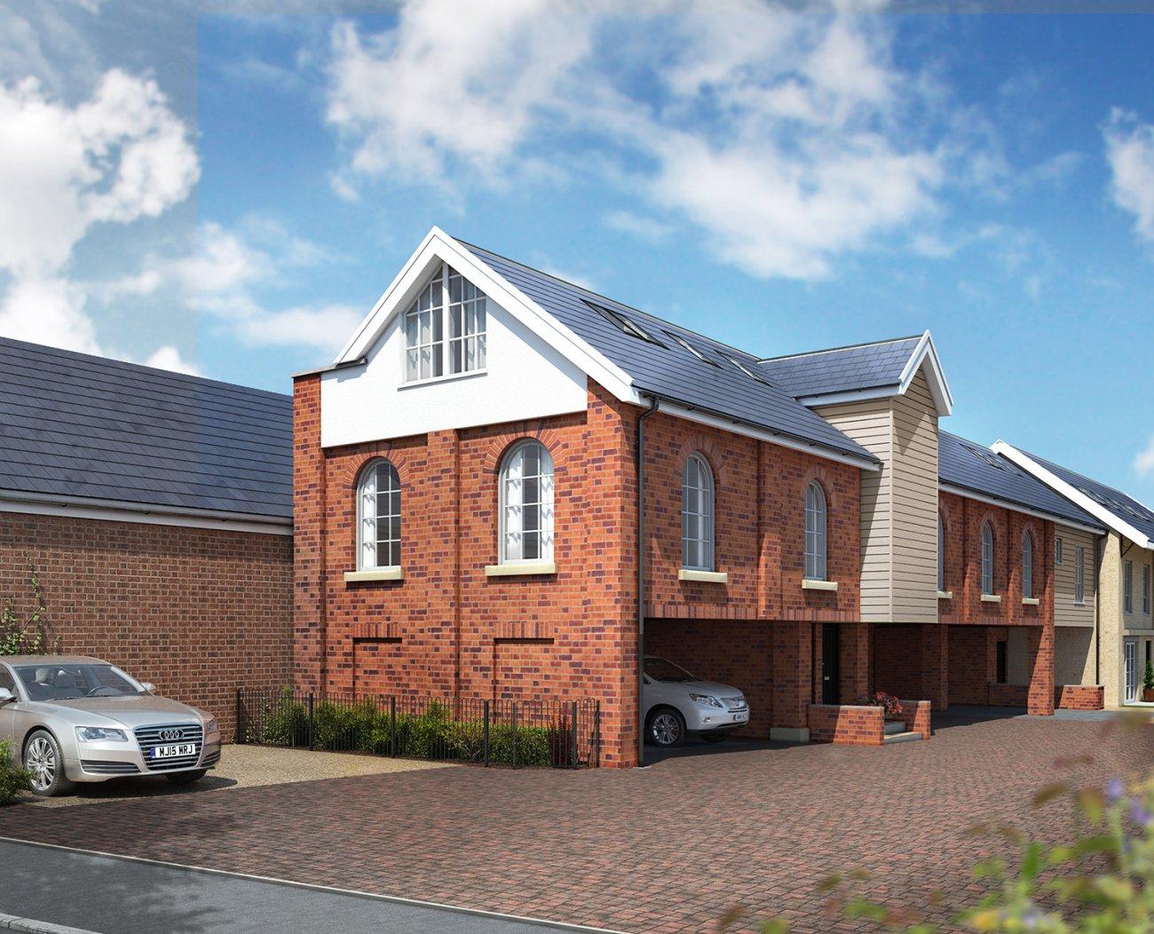 Chapel Mews, Stowmarket, Suffolk